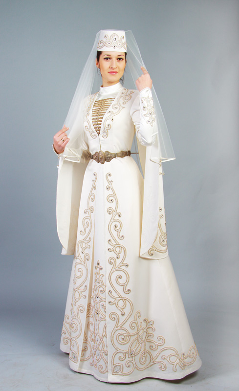 свадебные платья фото 2013 осетинские