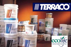 TERRACO — дом скандинавских отделочных материалов