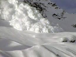 Повышенная лавиноопасность на Северном Кавказе