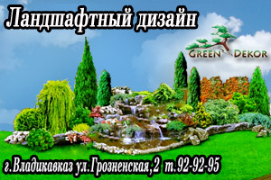 GREEN DEKOR
